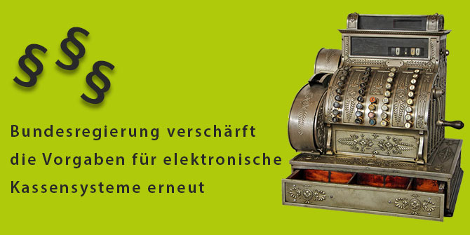 Elektronische Kassen