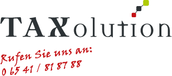 TAXolution Steuern und Recht GmbH Rechtsanwaltsgesellschaft / Steuerberatung / Rechtsberatung / Unternehmensberatung